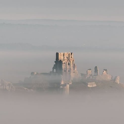 1st_Place_Emerging_from_the_fog_-_Corfe_Castle_Dorset_by_Andy_Lyons_Lyonsphotos_uk_thumb