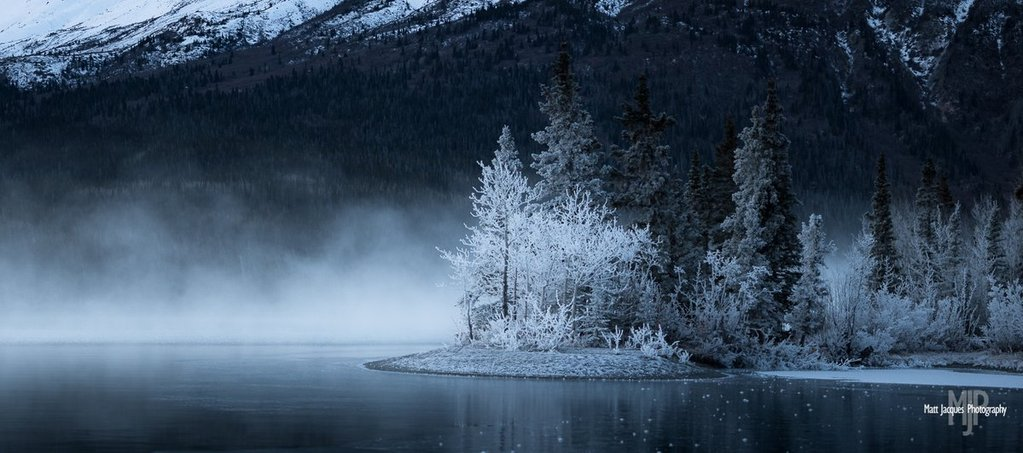 Hoarfrost_and_ice_fog_on_a_chilly_morning_at_Kathleen_Lake_in_Kluane_National_Park_by_Matt_Jacques_MattJacques_1024x1024