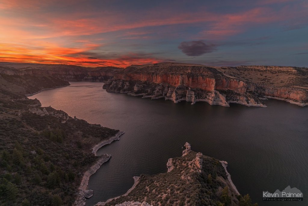 Sunset_at_Bighorn_Canyon_Montana_by_Kevin_Palmer_krp234_1024x1024