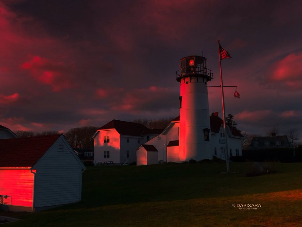 sunset_and_beautiful_pre-storm_clouds_over_Chatham_Lighthouse_Cape_Cod_by_Dapixara_dapixara_1024x1024