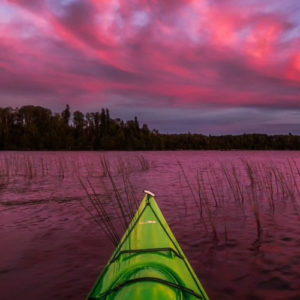1st_Place_A_crazy_red_sky_seen_while_out_paddling_on_a_September_evening_in_N.W._Ontario_by_Gordon_Pusnik_gordonpusnik_thumb