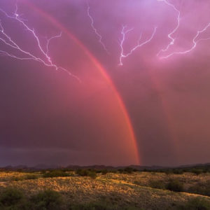 1st_Place_A_dying_storm_with_a_dazzling_double_rainbow_while_lightning_crawls_across_the_sky_last_week_near_Arivaca_AZ_by_Lori_Grace_Bailey_lorigraceaz_thumb