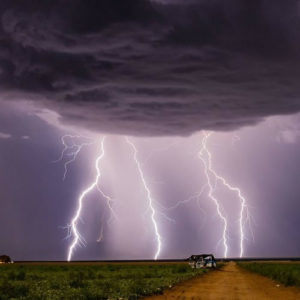 1st_Place_Great_lightning_show_with_a_moonlit_foreground_near_Aguila_AZ_by_Kyle_Benne_KyleBenne_thumb