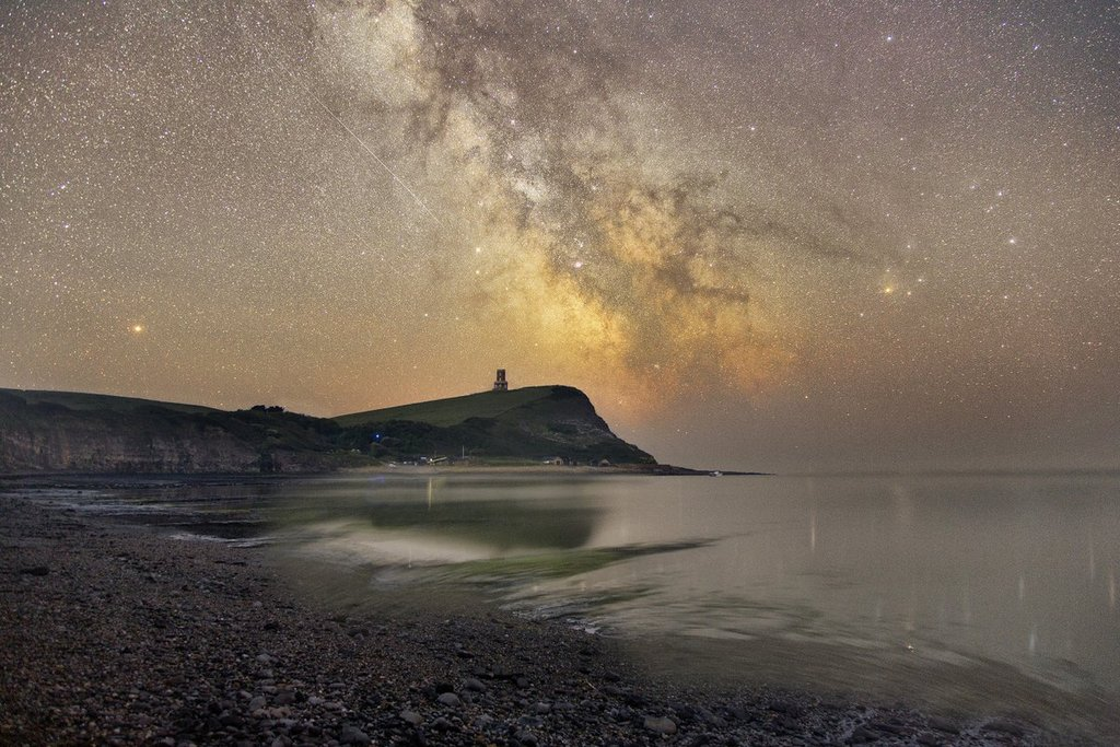 1st_Place_The_Milkyway_core_rises_above_Clavell_Tower_overlooking_Kimmeridge_Bay_in_Dorset_by_Mark_Pelleymounter_MPelleymounter_1024x1024