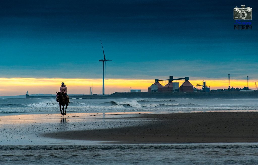 2nd_Place_Horse_riding_at_Sandy_Bay_with_Blyth_in_the_background_by_Coastal_Portraits_johndefatkin_1024x1024