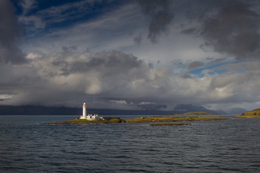 3rd_Place_Eilean_Musdile_lighthouse_just_off_the_coast_from_Oban_Scotland_by_J_C_Cairns_JCCairnsPhotos_1024x1024