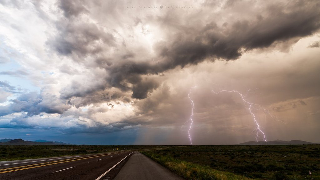 Lightning_north_of_I-10_along_Highway_191_northeast_of_Willcox_AZ_by_Mike_Olbinski_MikeOlbinski_1024x1024