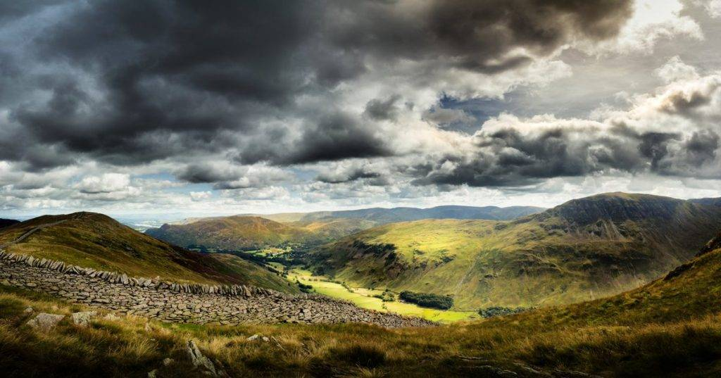1st Place Nigel Smith @nightwo1f A moody albeit squashed panoramic from the hole in the wall