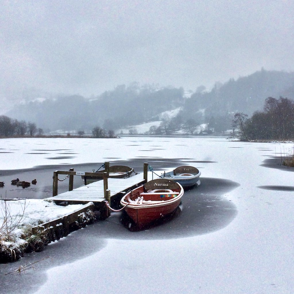 2nd Place Blessed by cold beauty by Faeryland Grasmere @faerymere
