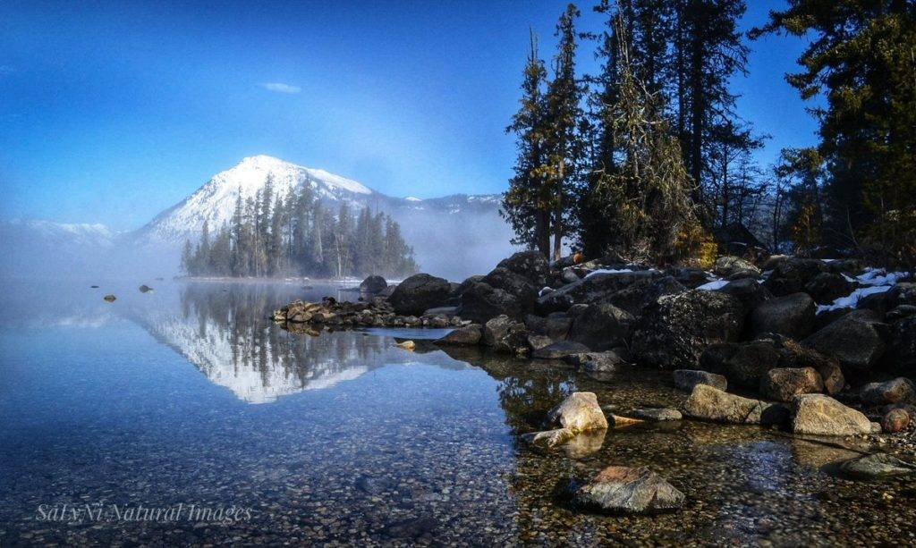 3rd Place Lake Wenatchee State Park Washington Cascades by Sandra Nicol @tennis45luv