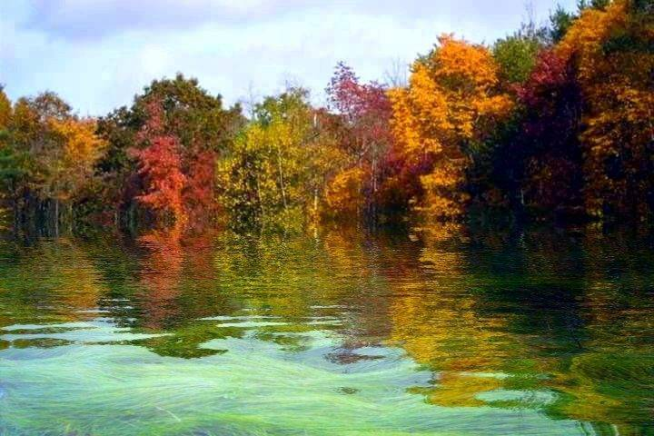 Fall Reflections by RMT Photography @whatEYEview