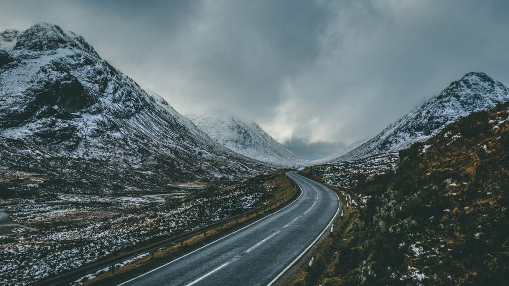 Glencoe, Scotland by Tom Eversley @tomeversley