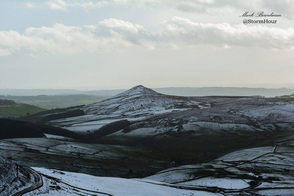 Shining Tor in The Peak District by Mark Boardman @StormHourMark
