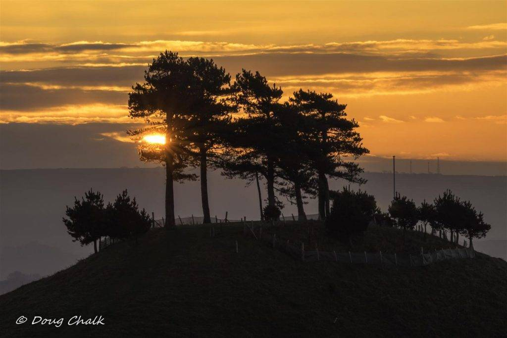 Sunrise in Dorset by Doug Chalk @doug_chalk
