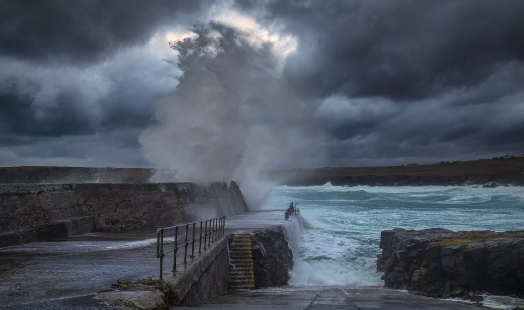 The Beauty of Storms Port of Ness, in Lewis by Impact Imagz @ImpactImagz