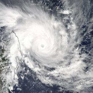 Tropical Cyclone Enawo
