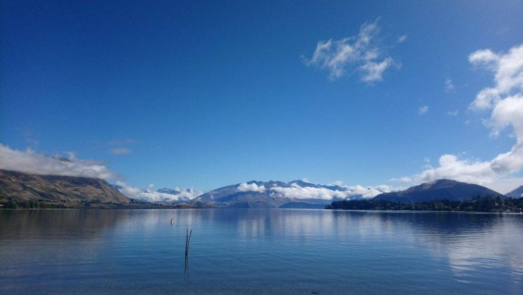 Wanaka - New Zealand by Karina Fay @KarinaFayArt