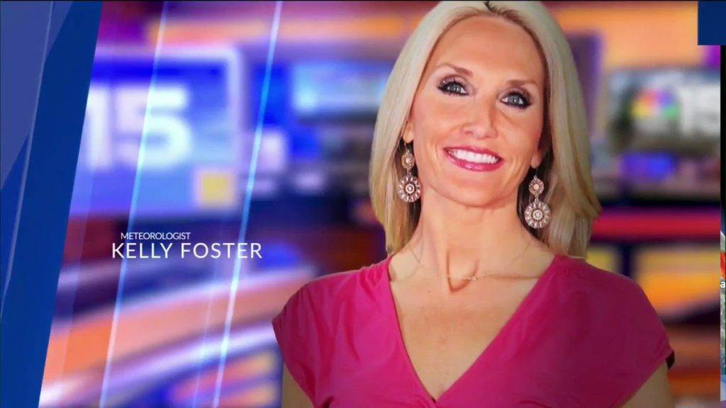 Kelly Foster Weather