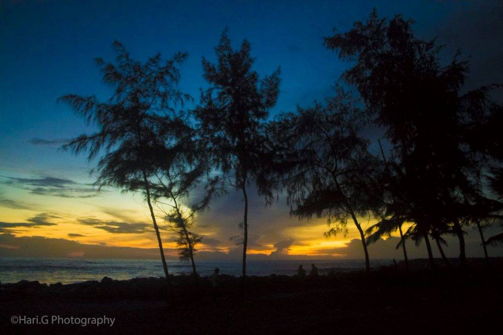 3rd Place Watching the sun goes down in Kerala by Hari_Photography @HariG_IN
