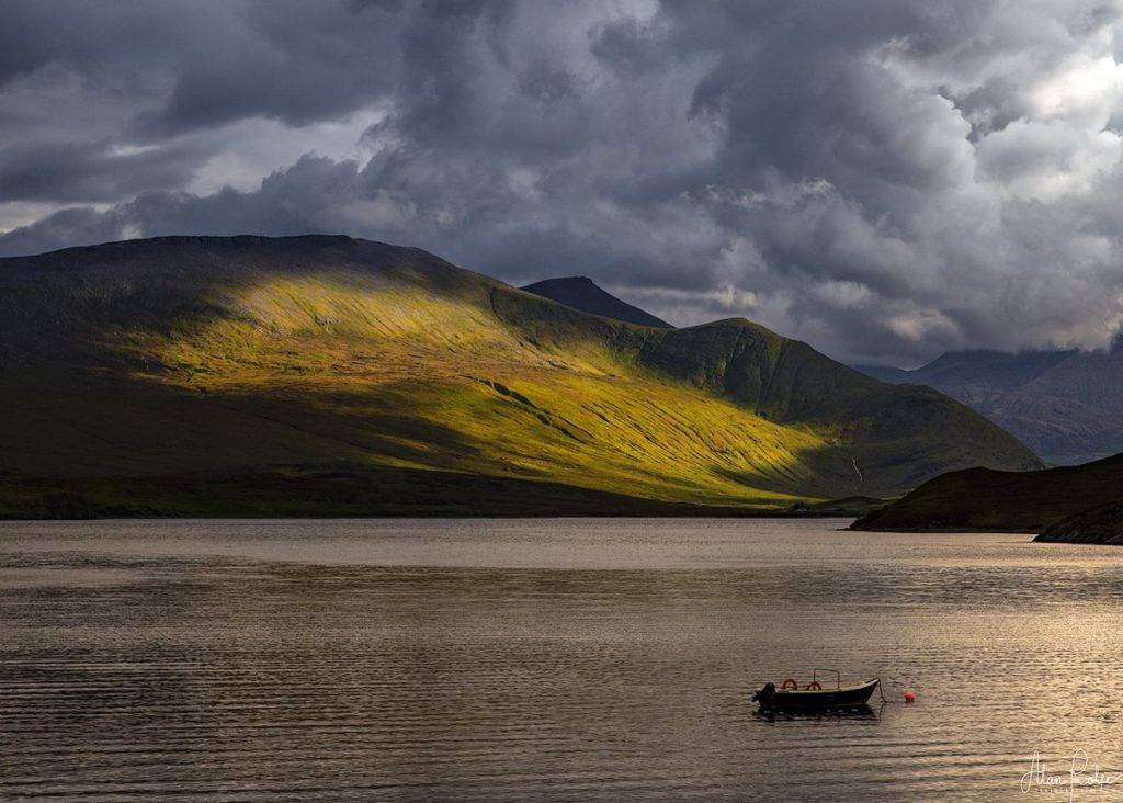 Kyle of Durness, Sutherland by Alan Rolfe @Alan_G_Rolfe
