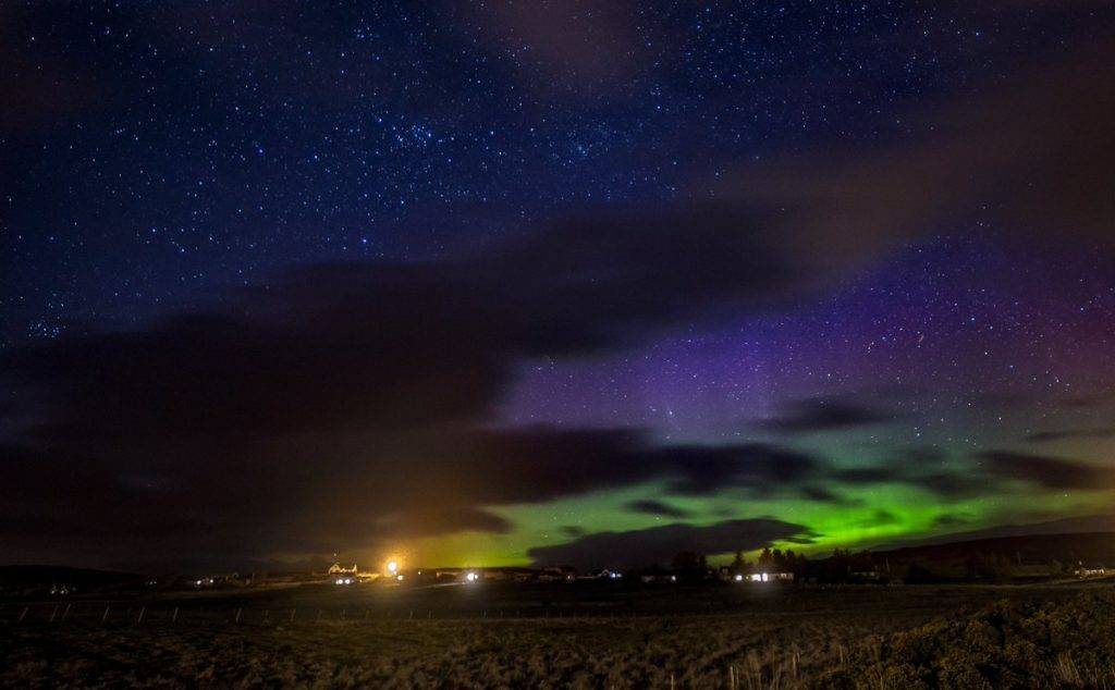 Lady Aurora is dancing tonight over the Isle of Lewis by Impact Imagz @ImpactImagz