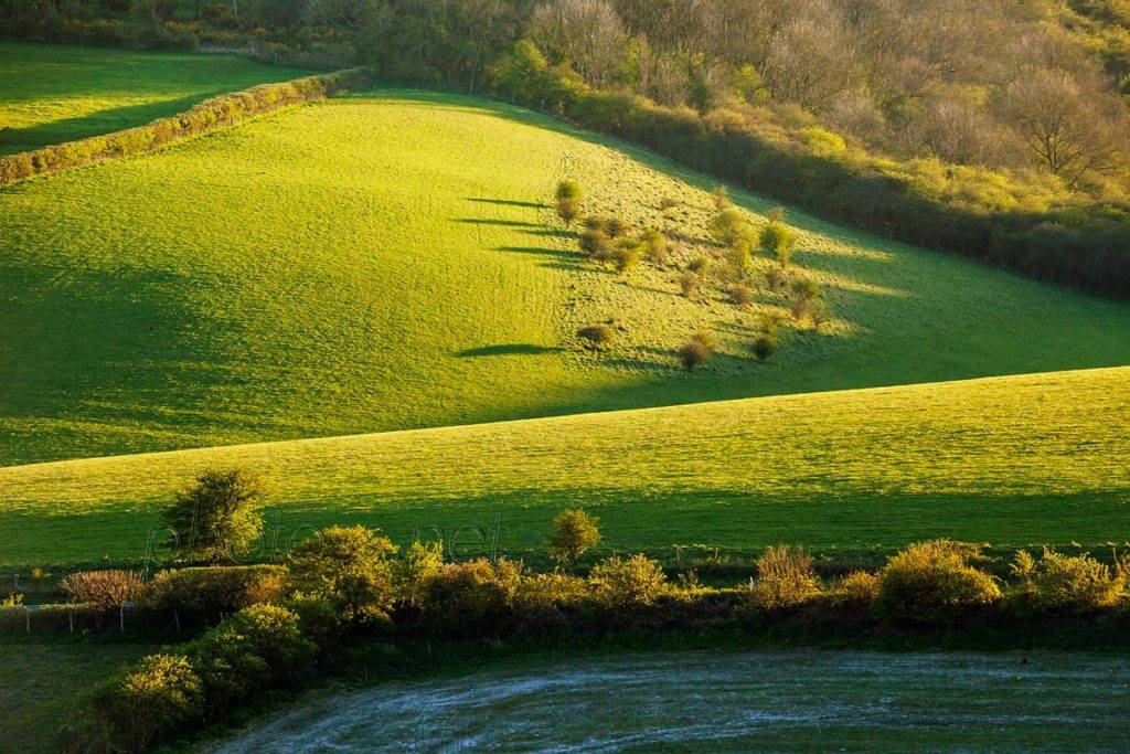 South Downs near Brighton Sussex by Slawek Staszczuk @bruslaw