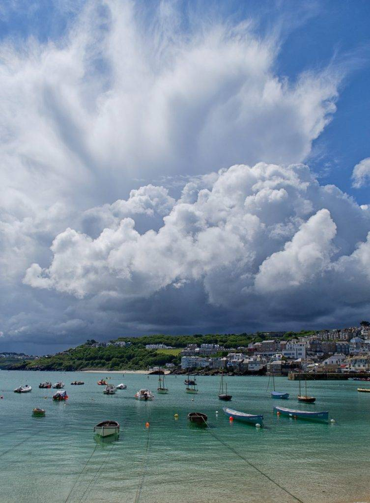 Convection over St Ives by Tilney @T28468