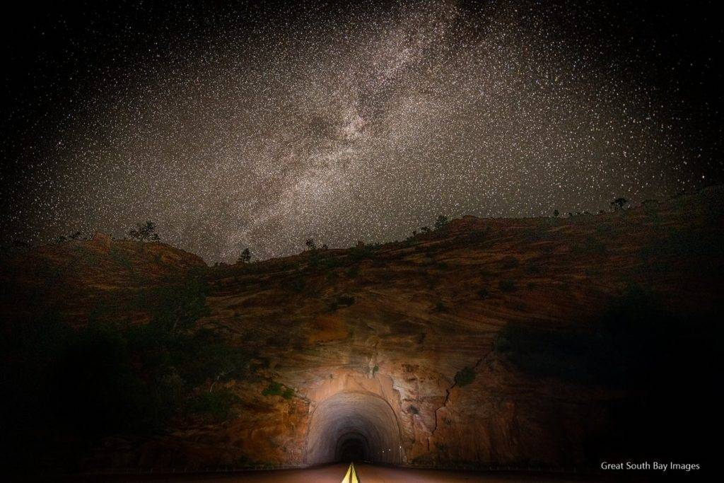 The stars in Utah exceeded all expectations by Mike Busch/Greatsouthbayimages @GSBImagesMBusch