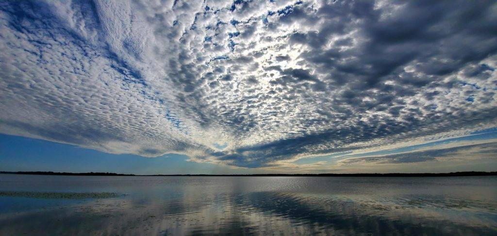 1st Place Beauty in the sky!!! Lake Scugog, ON by Debby Lieto @DebDeb0223