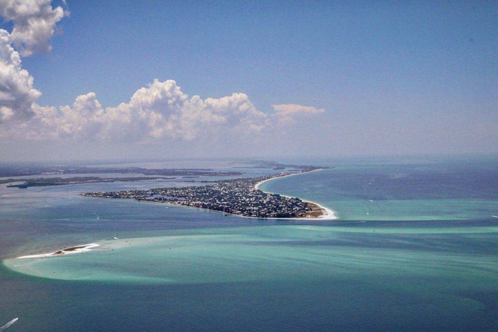 3rd Place Beautiful from up High... Anna Maria Island.... Florida by Eagle 8 WFLA @8_plamison