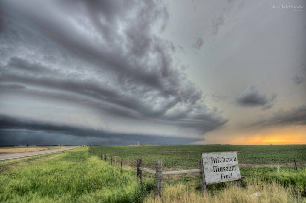 Arcus near Holabird, South Dakota by Laura Hedien- Storm Clouds Photography @lhedien