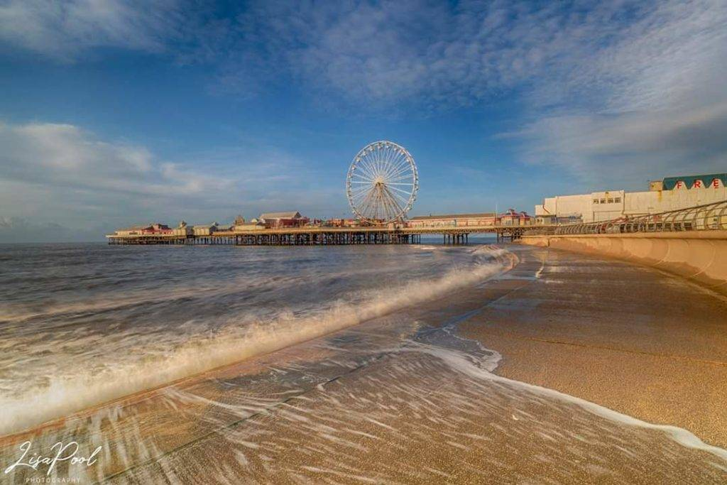 Blackpool by Lisa poolphotography @artpool40