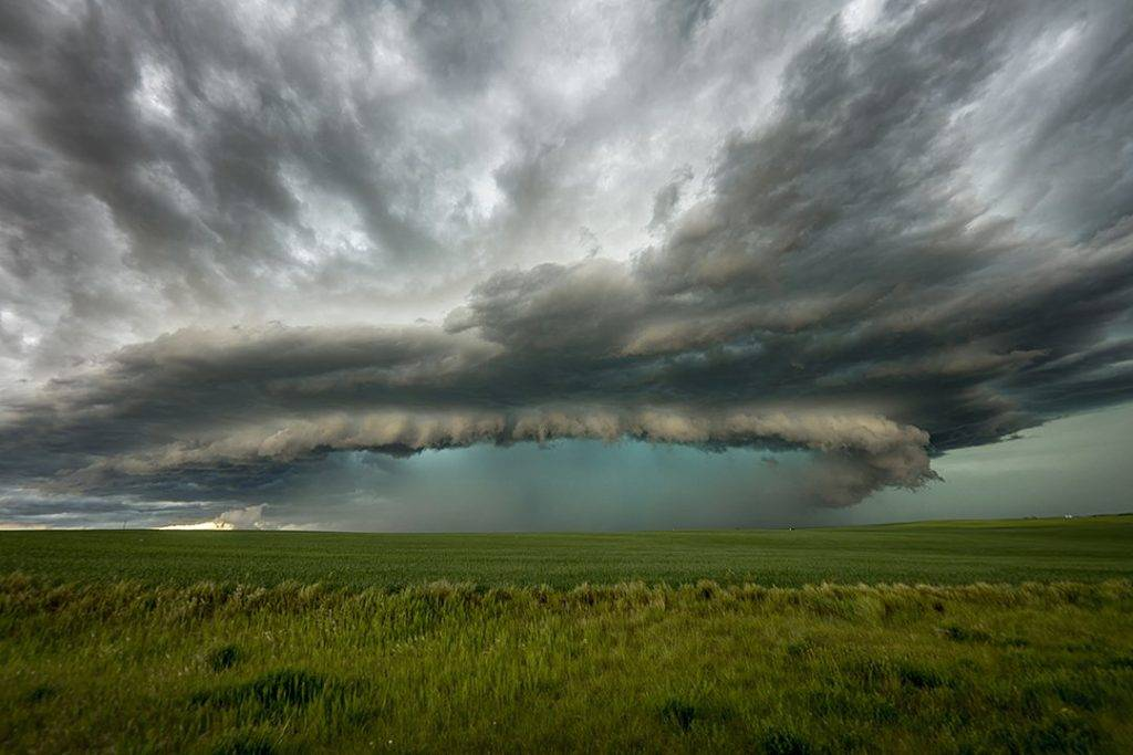 Storm season has arrived on the Canadian Prairies by Ryan Wünsch @ryanwunsch