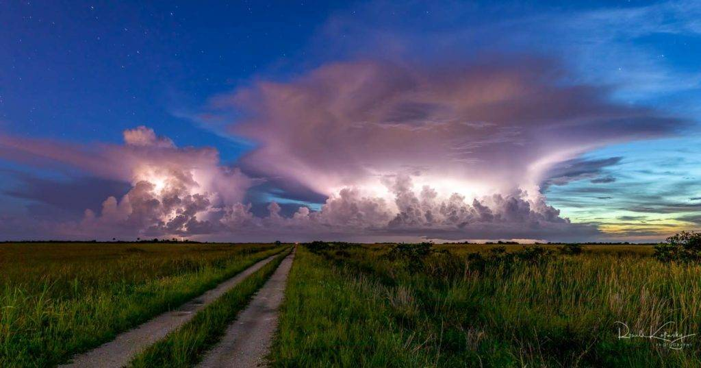 War on the Horizon - Everglades Storms - July 20th 2019 by Ronald Kotinsky @rkotinsky