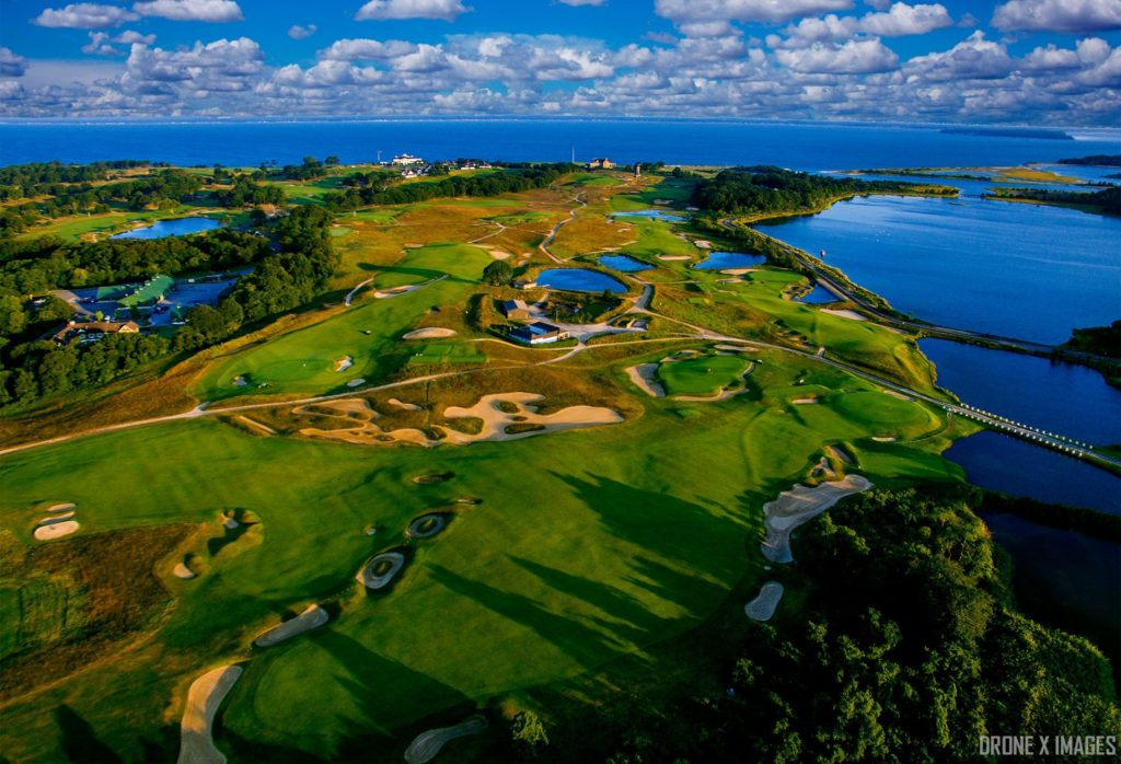 2nd Place National Golf Links of America, Southampton, NY by Spacecat @HamptonsDrone
