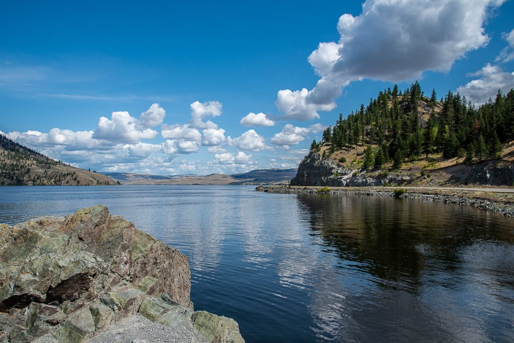 3rd Place Sunny day in the beautiful Nicola Valley. Nicola Lake, British Columbia by Leanne C @LC27LadyB