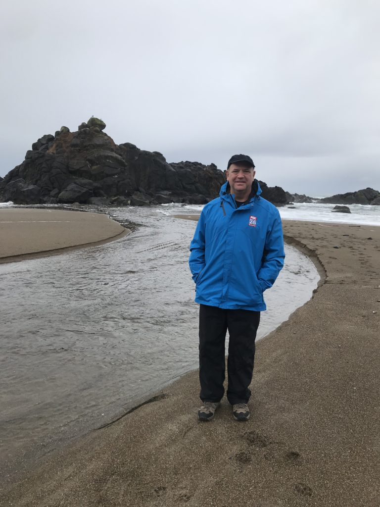 Jim in Oregon March 2019