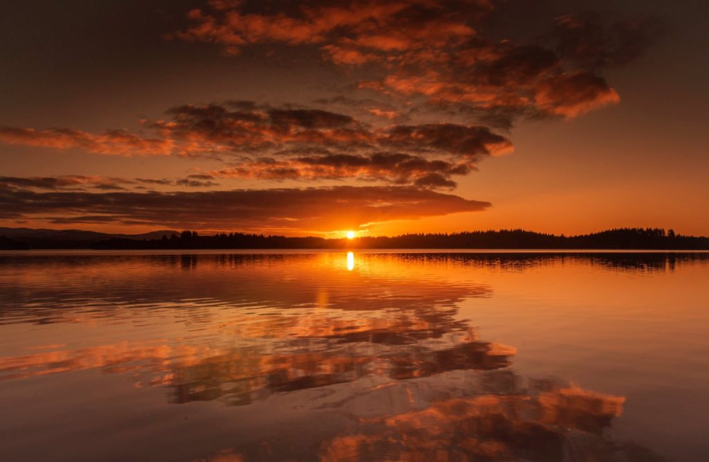 Lake Of Menteith Trossachs by Del Sneddon @WeeRascal