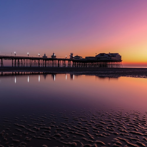 weather-photo-1st-Place-North-Pier-Sunset,-Blackpool-by-Sonia-Bashir-@SoniaBashir_
