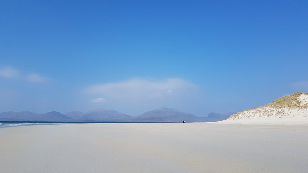 1st Place Luskentyre, Isle of Harris, Outer Hebrides by Nic IlleMhoire @nicillemhoire
