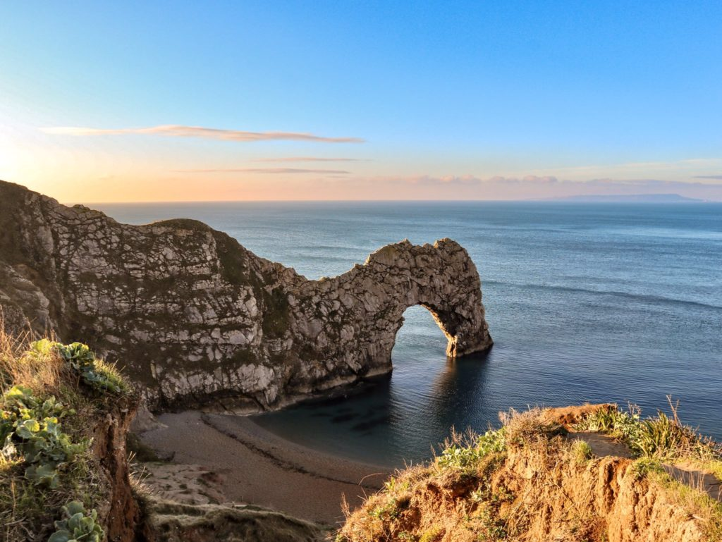 Durdle Door, West Lulworth in Dorset by SOLOwePhotography @SOLowePhotogra1