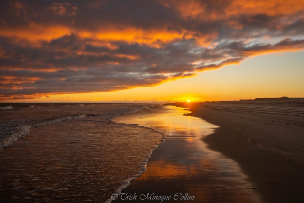 Fire Island sunset by Trish MinogueCollins @TrishMinogPhoto