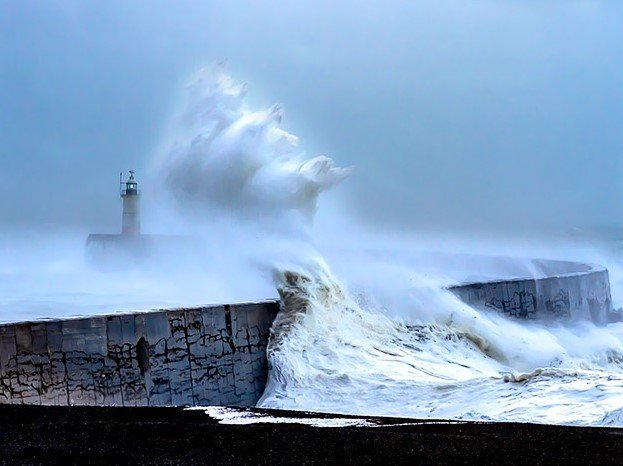 Newhaven, East Sussex, UK by Karl @t_anyone28
