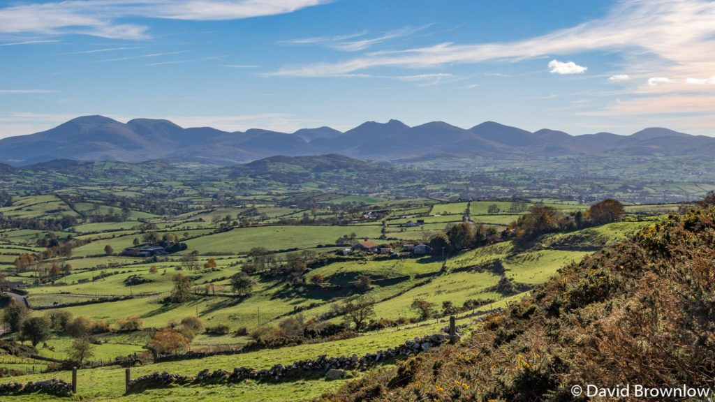 The Mountains of Mourne, Co Down by David Brownlow @DBdigitalimages