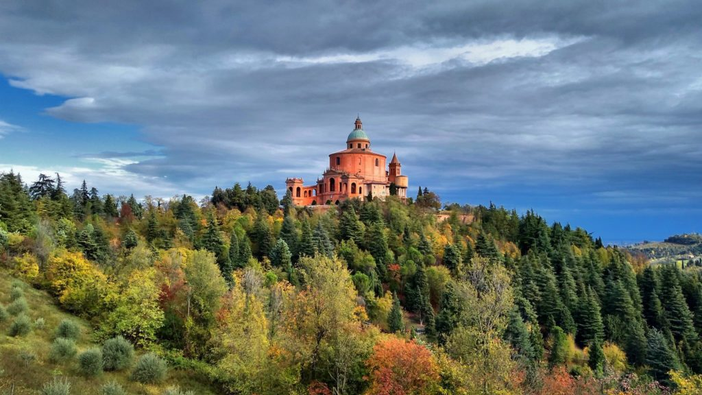 The San Luca Sanctuary, Bologna, Italy by Gordon Robertson @gordo_rob