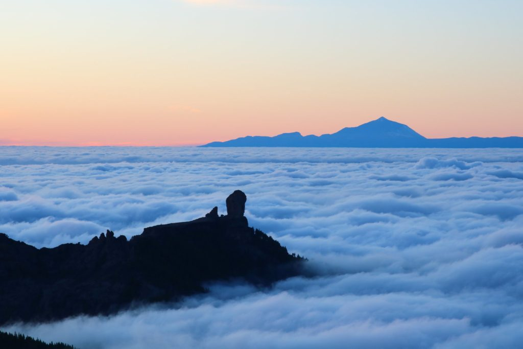 1st Place Dusk at Pico de las Nieves, Gran Canaria by Luke Martin @LukeMartin_DL
