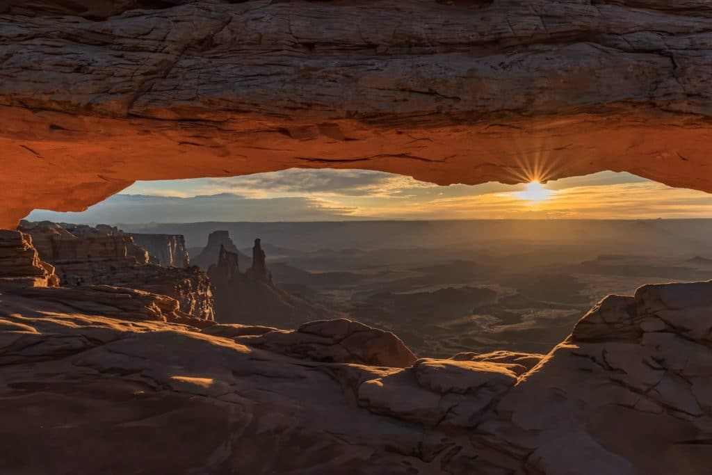 2nd Place Canyonlands National Park in Utah by Michael Ryno Photo @mnryno34