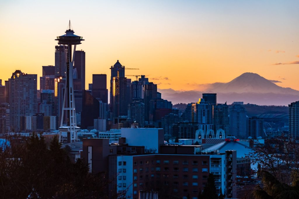 Kerry Park sunrise by anthonyk MLS champions @anthonykdrives