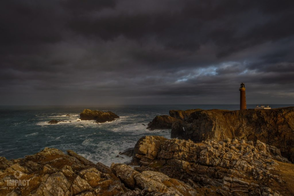 The light by the Lighthouse at Rubha Robhanais, Ness, Isle of Lewis by Impact Imagz @ImpactImagz