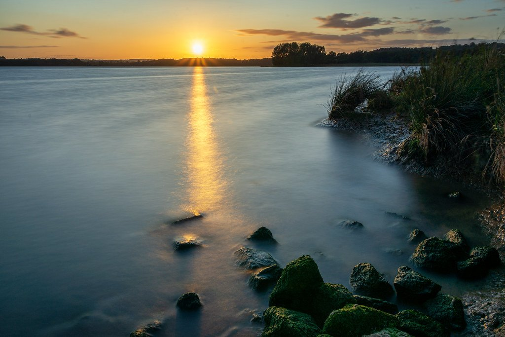 1st Place 41 seconds of sunset at Rutland Water by Richard @Photo_Rutland